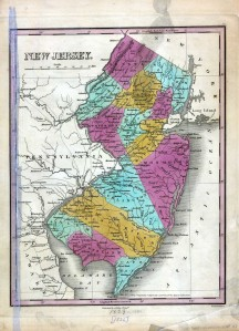New Jersey - 1826