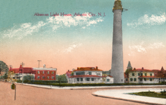Absecon Light House circa 1913