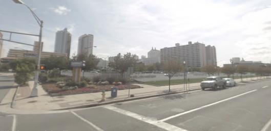 Atlantic & Delaware Avenue, Atlantic CIty