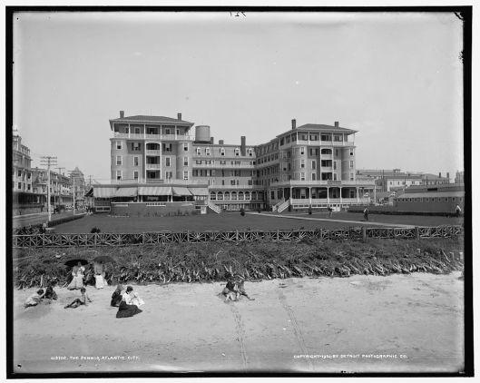 Hotel Dennis 1901