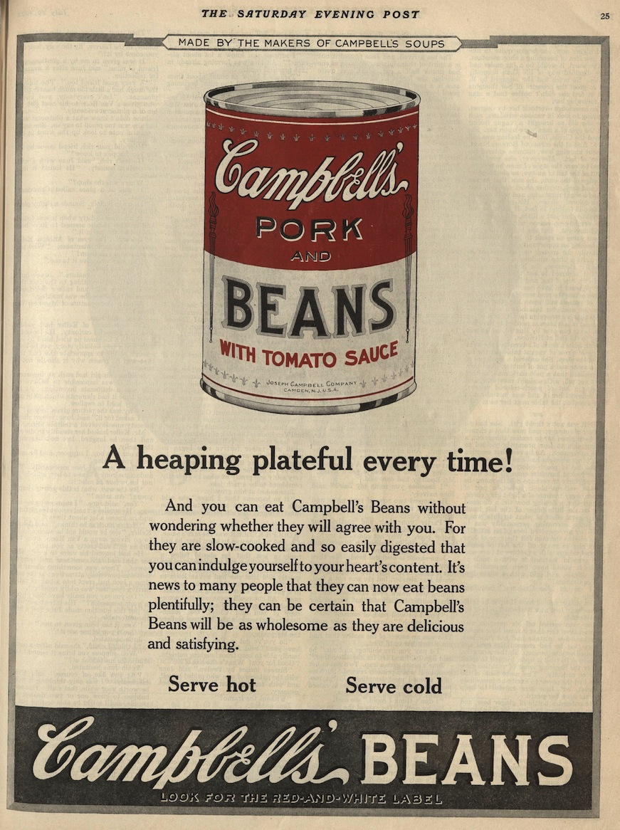 Campbell\'s Soup | History Hodge Podge