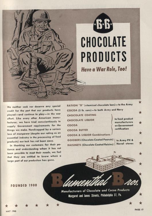 ChocolateWarRole