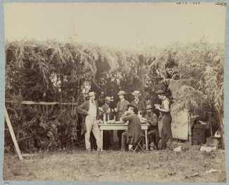 Field Telegraph Station, 1863